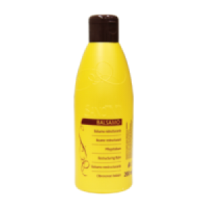 Линия «Шёлковые пряди» - Бальзам для всех типов волос