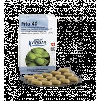 «Фито 40» (изофлавоны сои в капсулах)
