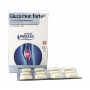 Линия БАД «В здоровом теле – здоровый дух!» - «Глюкохон форте» в таблетках (формула 780+624)