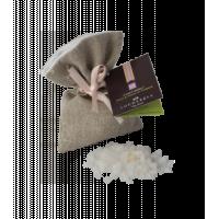Хлопковое саше с ароматизированной сицилийской морской солью