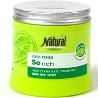 Питательная маска для сухих волос и поврежденных волос